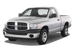 Стекло на Dodge Ram 1500 2002-2008