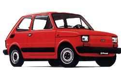 Стекло на Fiat 126 Bambino 1973 - 1996_2