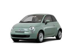 Стекло на Fiat 500 2007-