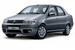 Стекло на Fiat Albea 1997-2011