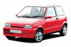 Стекло на Fiat Cinquecento 1992-2002