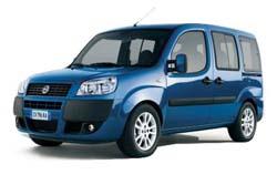 Стекло на Fiat Doblo 2000 - 2010
