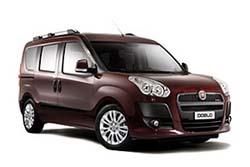 Стекло на Fiat Doblo 2010-