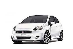 Стекло на Fiat Grande Punto 2005 - 3d