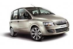 Стекло на Fiat Multipla 1998-2010