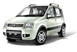 Стекло на Fiat Panda 169 2003-2010
