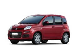 Стекло на Fiat Panda 2012-