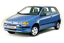 Стекло на Fiat Punto 1993-1999