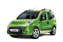 Стекло на Fiat Qubo 2007