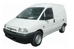 Стекло на Fiat Scudo 1996 - 2006
