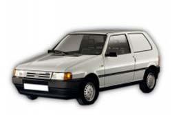 Стекло на Fiat Uno 1982 - 1988