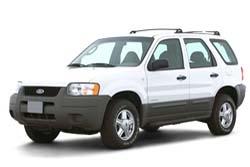 Стекло на Ford Escape 2001-2007