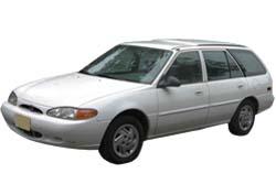 Стекло на Ford Escort 1997-2002