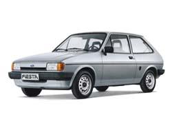 Стекло на Ford Fiesta 1983 - 1988_1