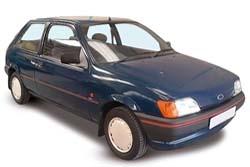 Стекло на Ford Fiesta 1989 - 1995_1