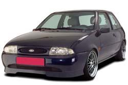 Стекло на Ford Fiesta 1996 - 2002