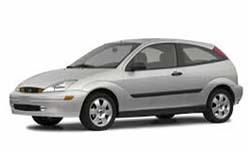 Стекло на Ford Focus 1998 - 2004 Hatch