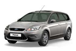 Стекло на Ford Focus 2005 - 2011 Combi