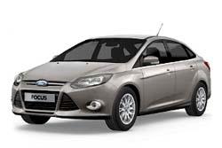 Стекло на Ford Focus 2011- Sedan