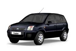 Стекло на Ford Fusion 2002 - 2012