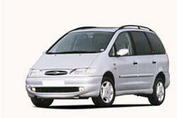 Стекло на Ford Galaxy 1995-2006