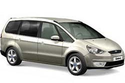 Стекло на Ford Galaxy 2006-