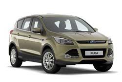 Стекло на Ford Kuga 2013-