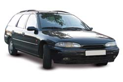 Стекло на Ford Mondeo 1993-2000