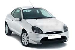 Стекло на Ford Puma 1997-2001