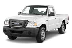 Стекло на Ford Ranger 2007 - 2011