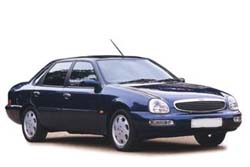 Стекло на Ford Scorpio 1985-1998 Sedan