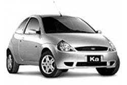 Стекло на Ford Street Ka 2003 - 2008