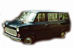 Стекло на Ford Transit 1966-1986