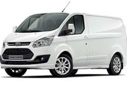 Стекло на Ford Transit Custom 2013-