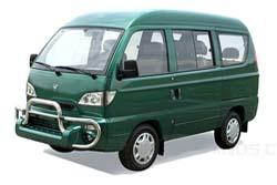 Стекло на Hafei Zhongyi mini bus 2006-
