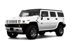 Стекло на Hummer H2 2003-2009