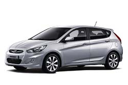 Стекло на Hyundai Accent 2011 Hatch