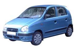 Стекло на Hyundai Atos 1997-2000