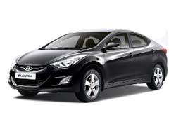 Стекло на Hyundai Elantra 2011 -