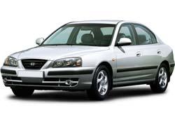 Стекло на Hyundai Elantra XD 2000 - 2011 Sedan_1