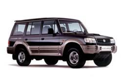 Стекло на Hyundai Galloper 1991-2003