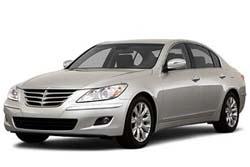 Стекло на Hyundai Genesis 2008-2013
