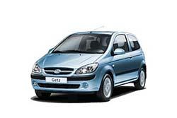Стекло на Hyundai Getz 2002 - 2011_1