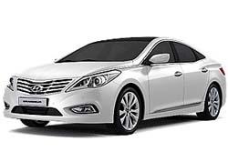 Стекло на Hyundai Grandeur (HG) 2012-