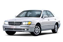 Стекло на Hyundai Grandeur (XG) 1998-2005