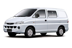 Стекло на Hyundai H200/H1/Starex/Satellite 1997 - 2007