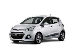 Стекло на Hyundai I10 2013-