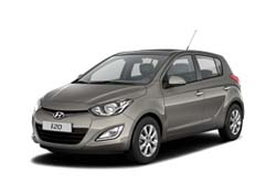 Стекло на Hyundai I20 2008 -_1