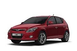 Стекло на Hyundai I30 2007 - 2012 Hatch_1