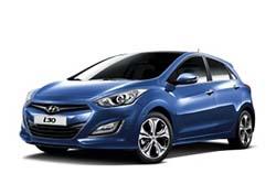 Стекло на Hyundai I30 2012 - Hatch